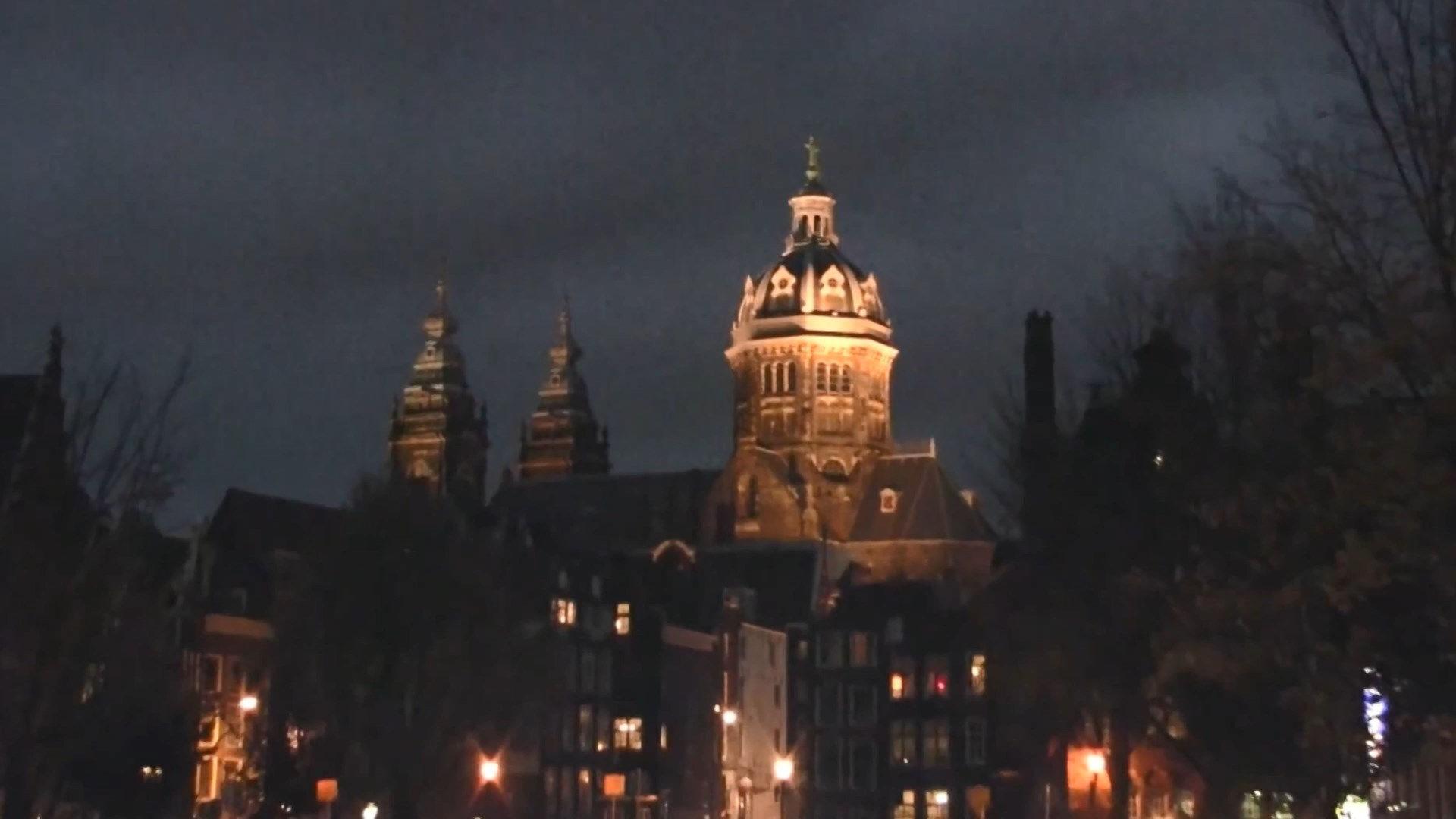 Евротур 2. Часть 6. Рига. Амстердам. Брюгге.
