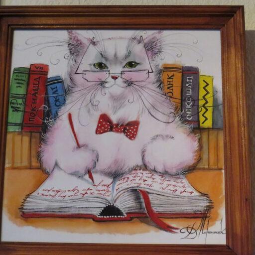 Музей кошек в Ллорет де Маре
