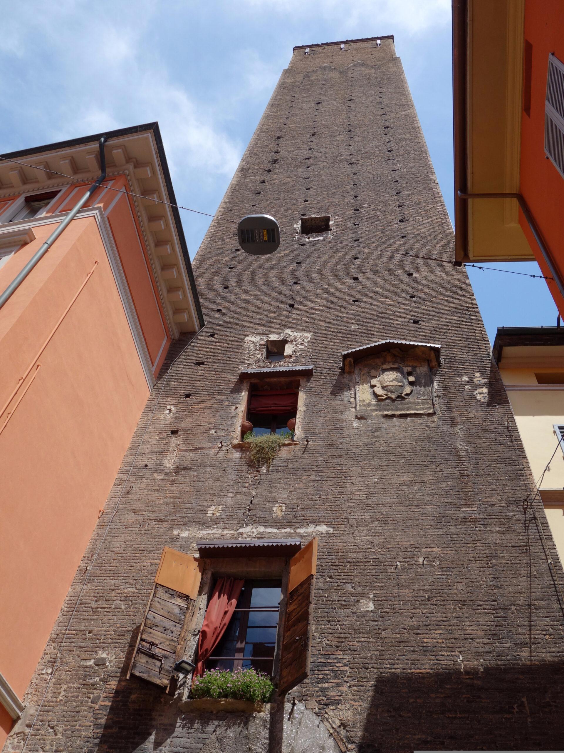 Болонья: город башен