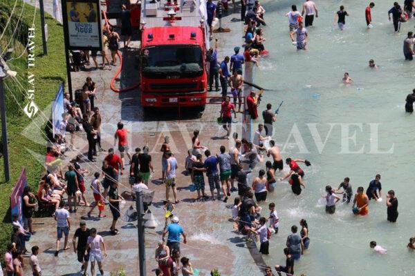 Вардавар— праздник воды вАрмении