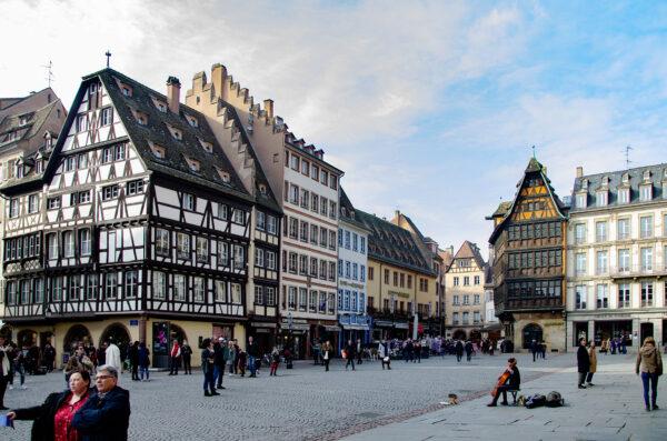 3 дня вЭльзасе 2019. Страсбург