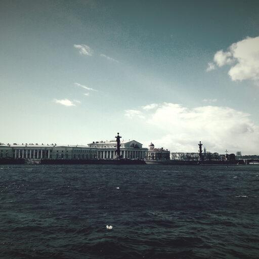 Сердце Петербурга. Места и «своё» восприятие.