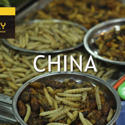 Китай, видео