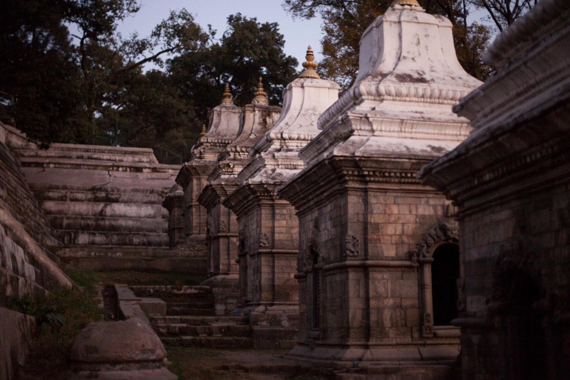 Пашупатинатх. Крематорий под открытым небом