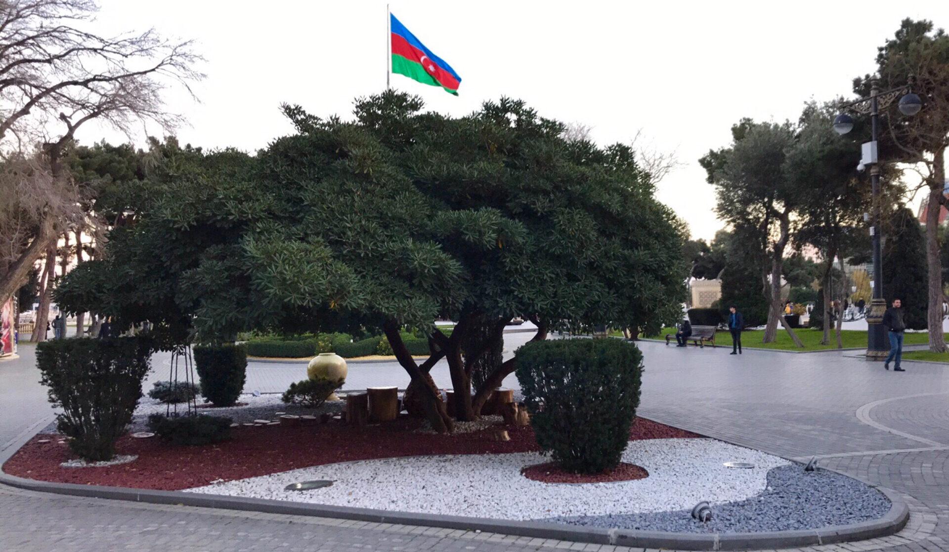 Бакинская набережная