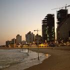 Рассвет вТель-Авиве.