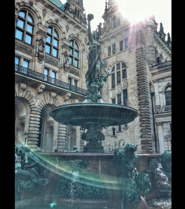Город Гамбург otra vez