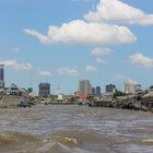 Многополосные каналы Бангкока