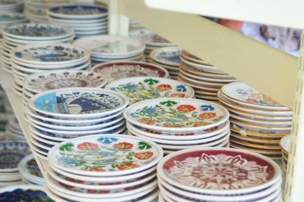 Попути вЛиндос: керамическая мастерская