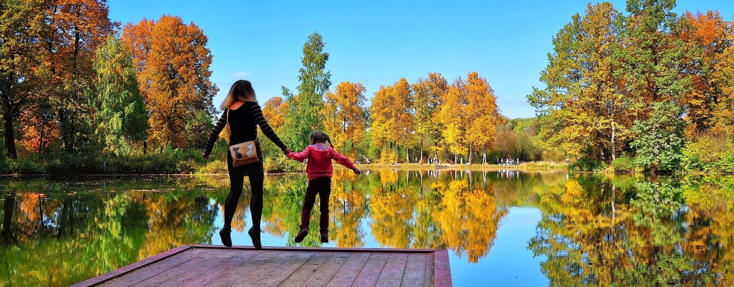 Московская область: Зима, Лето, Осень…