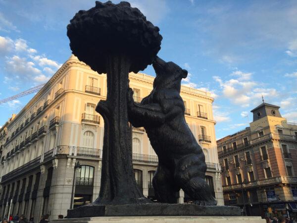Мадрид— нислова порусски…