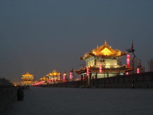 Китай. Большое путешествие. Часть 3. Сиань.