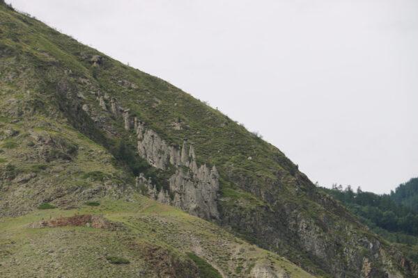 Каменные грибы иурочище Аккурум