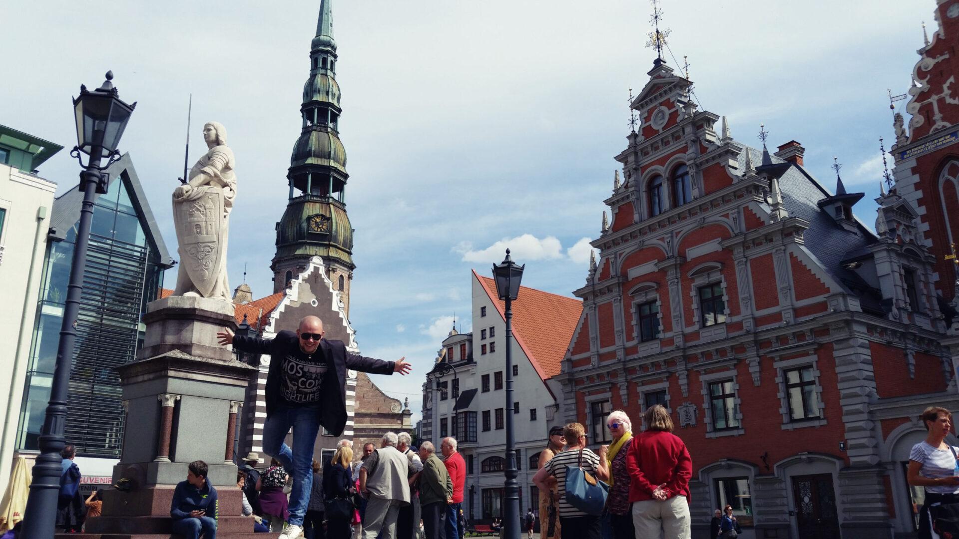 Евротур 2. Часть 1. Латвия.
