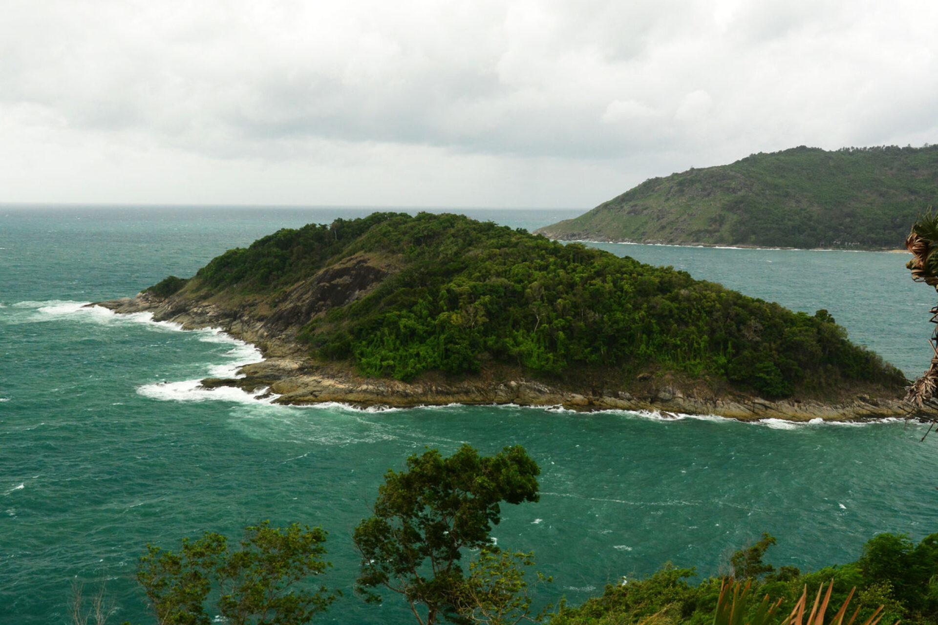 Мыс Промтеп— самая южная точка острова Пхукет