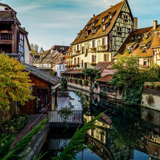 Эльзас. Страсбург-Кольмар