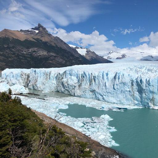 Аргентина, ч.2: Край ледников, февраль 2019