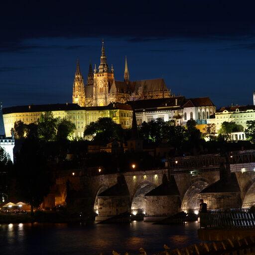 Из Парижа в Прагу 2000 км на велосипеде. Ч.3/3. Чехия.