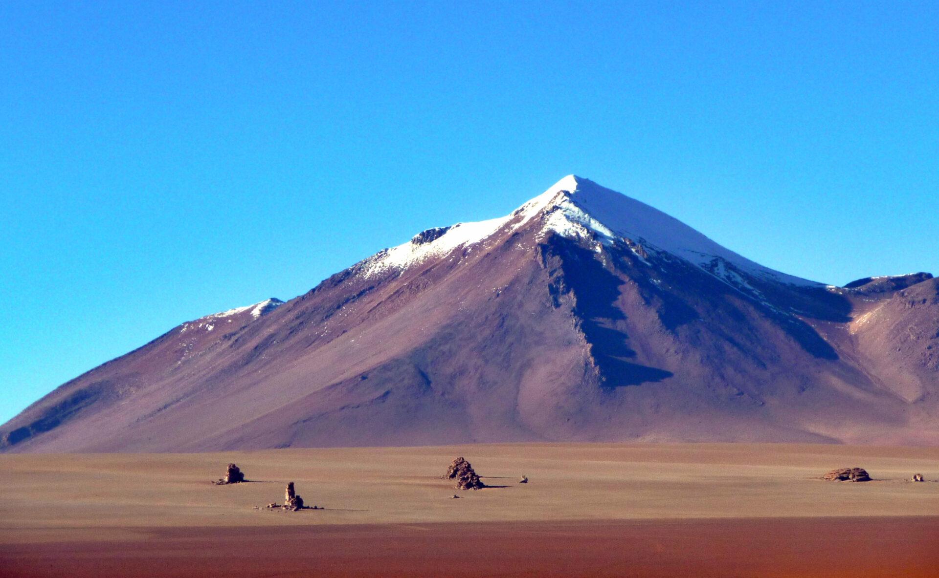 Пустыня Сальвадора Дали.