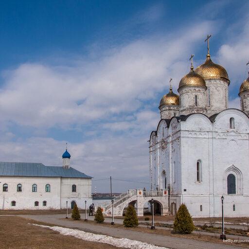 Можайск и Руза — западный рубеж Подмосковья.