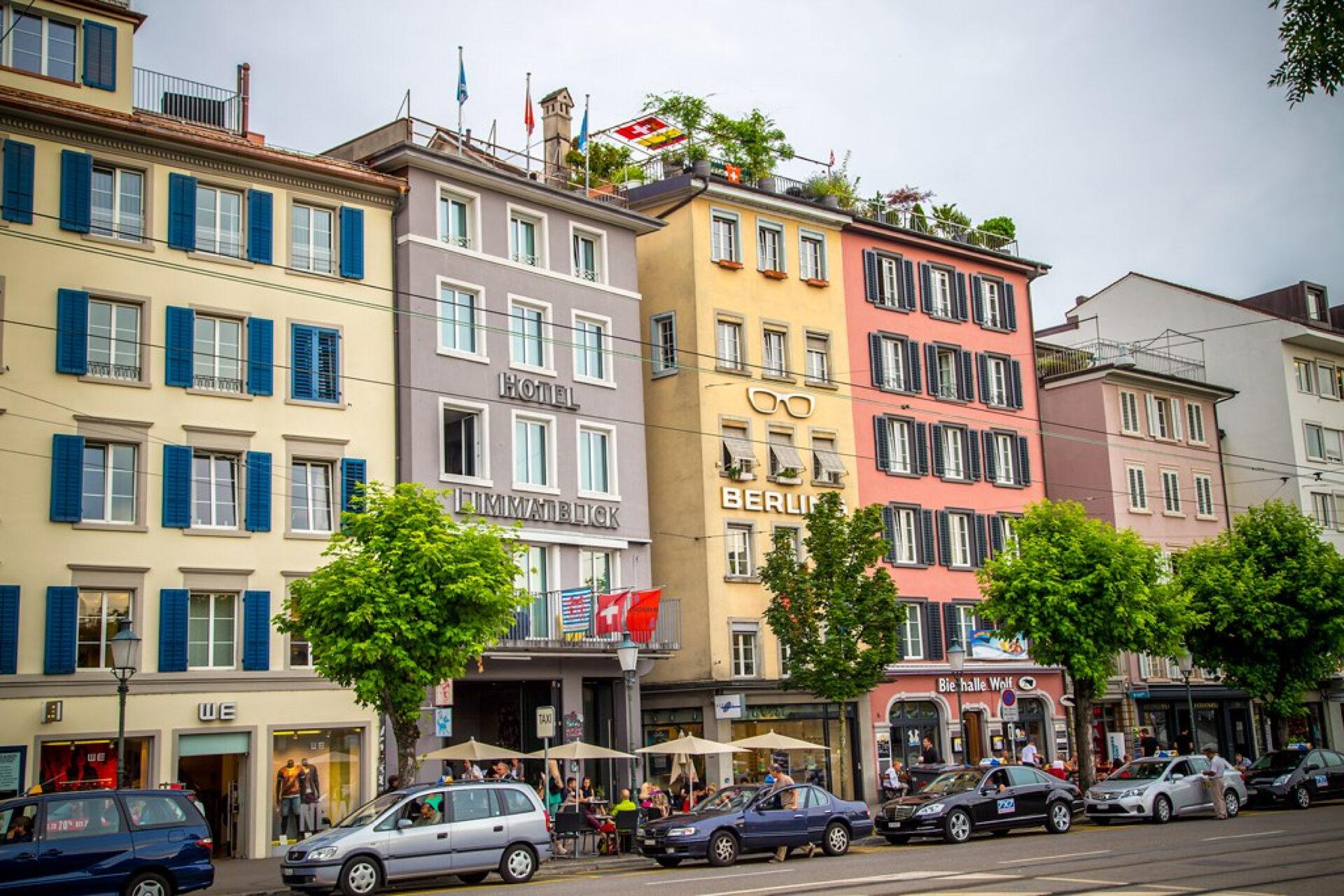 Немножко Швейцарии