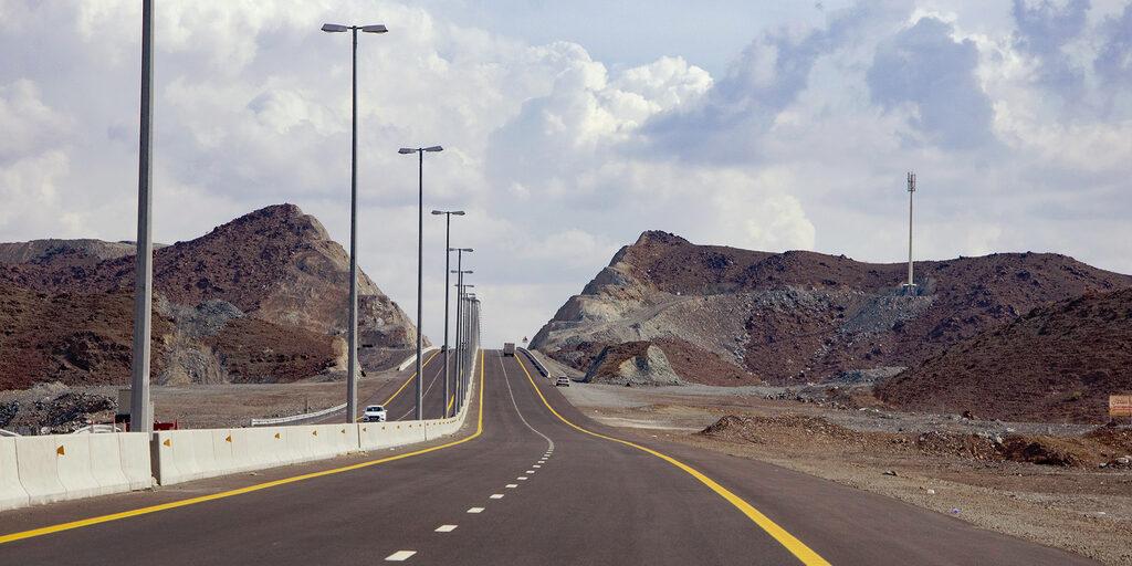 Арабские горы и пустыни 2019