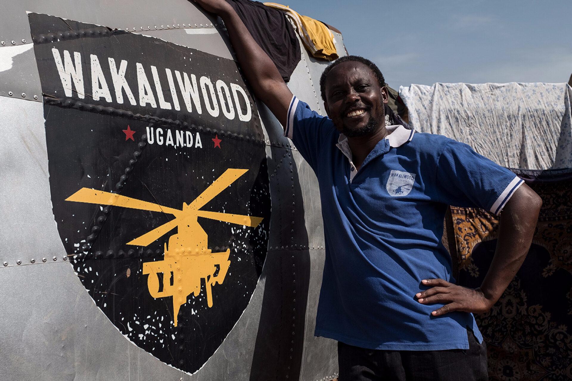 Как яснимался вугандийском кино