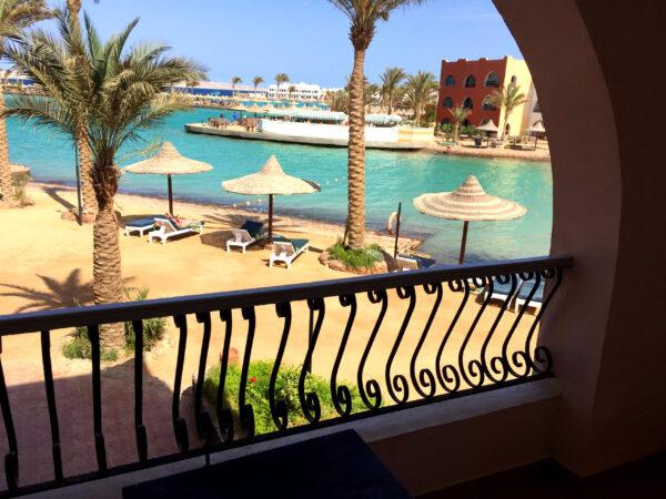 Пляжный Египет, вмоем случае Хургада…