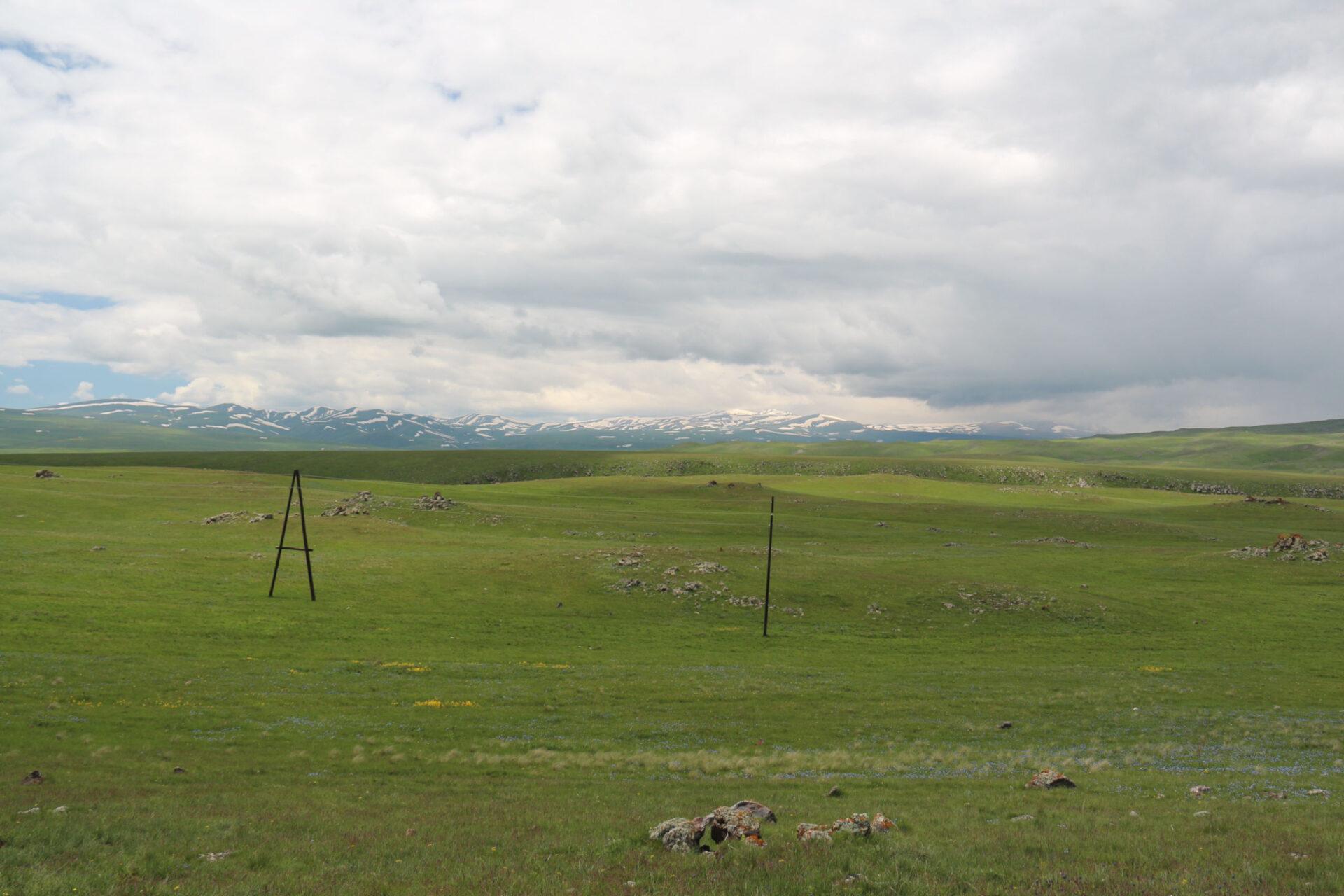 Селимский перевал иЗорац-Карер.