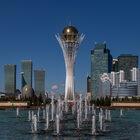 Астана глазами типичного туриста