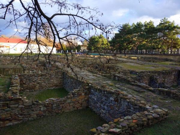 Античный город Горгиппия…