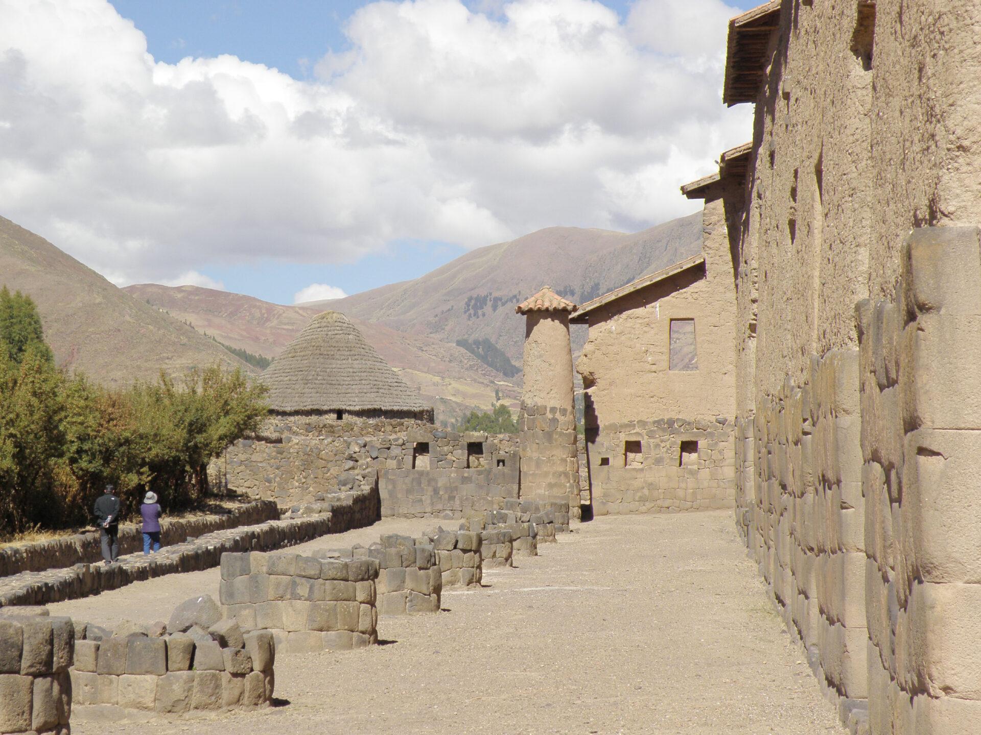 Перу: Пуно иТитикака.