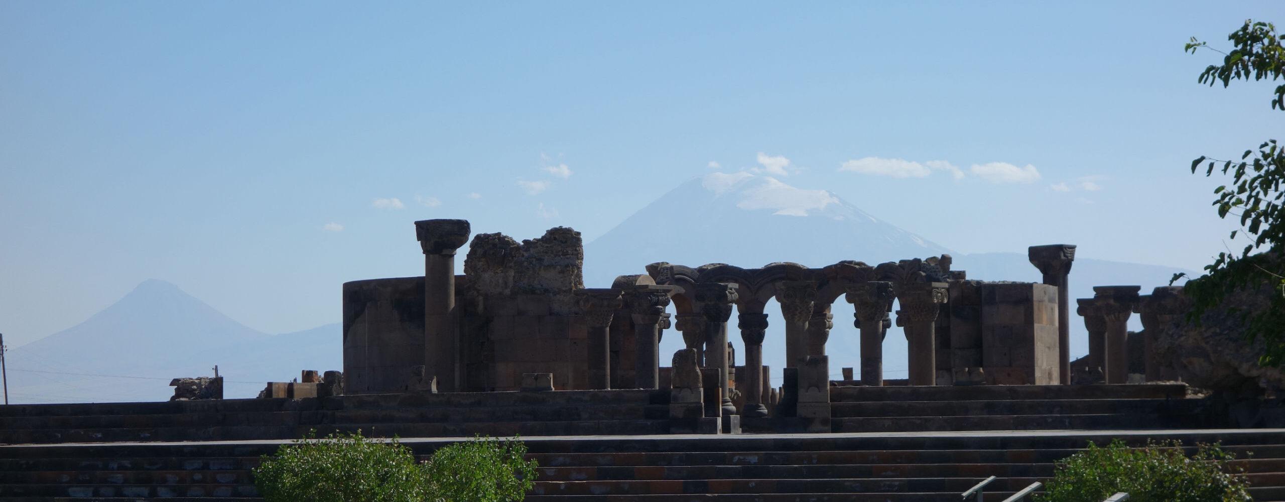 Армения. 1400км наавто. Часть 4. Вагаршапат иокрестности