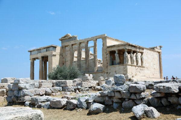 Греция, Афины, Акрополь (Athens, Acropolis)