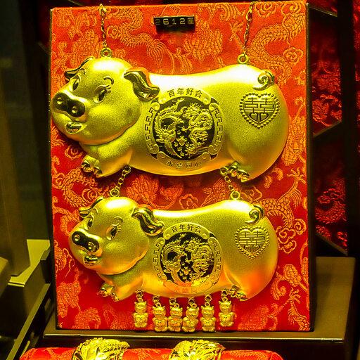 Luxury по-китайски, или прилавки ювелирных в Гонконге
