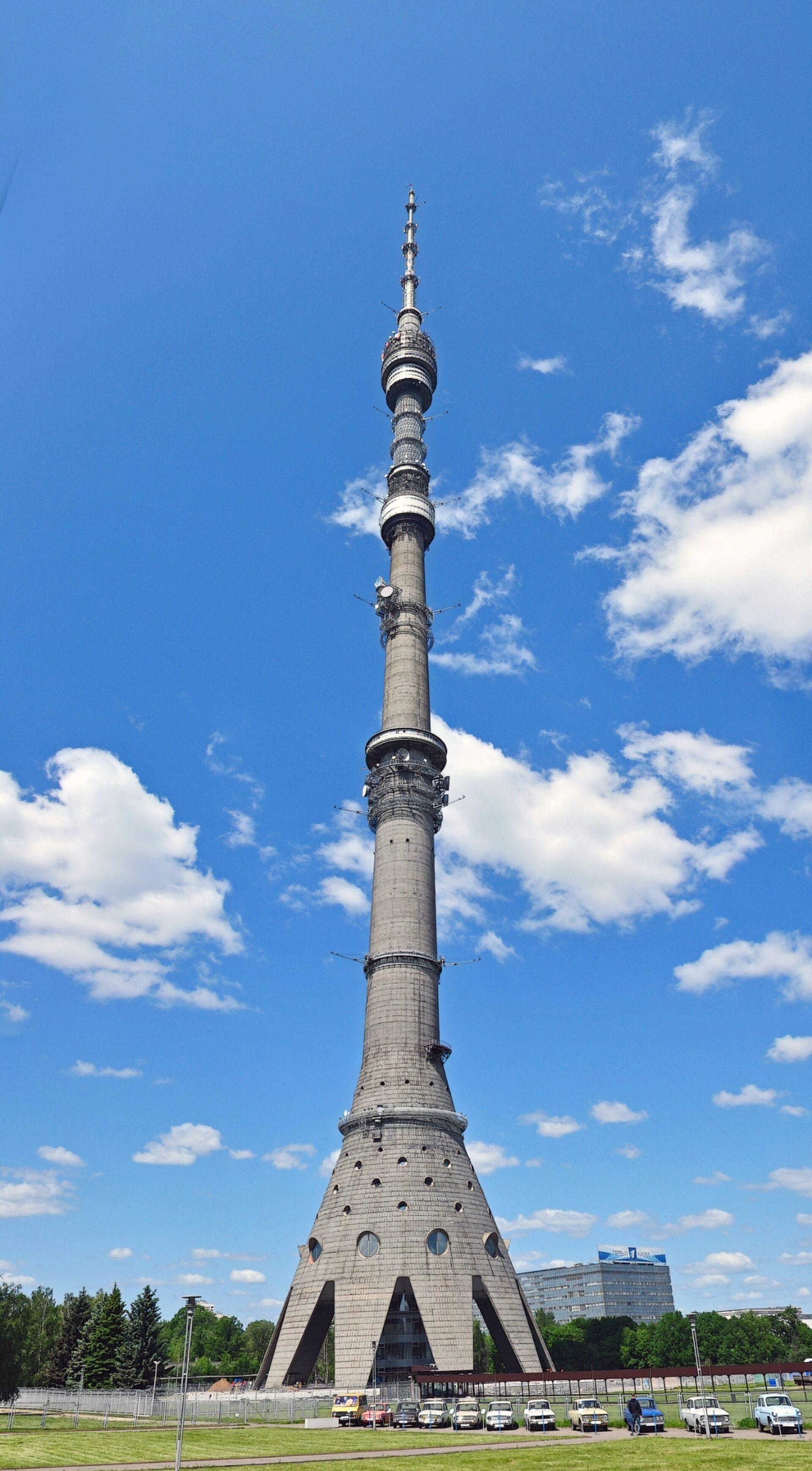 Москва— Мой город (часть I)