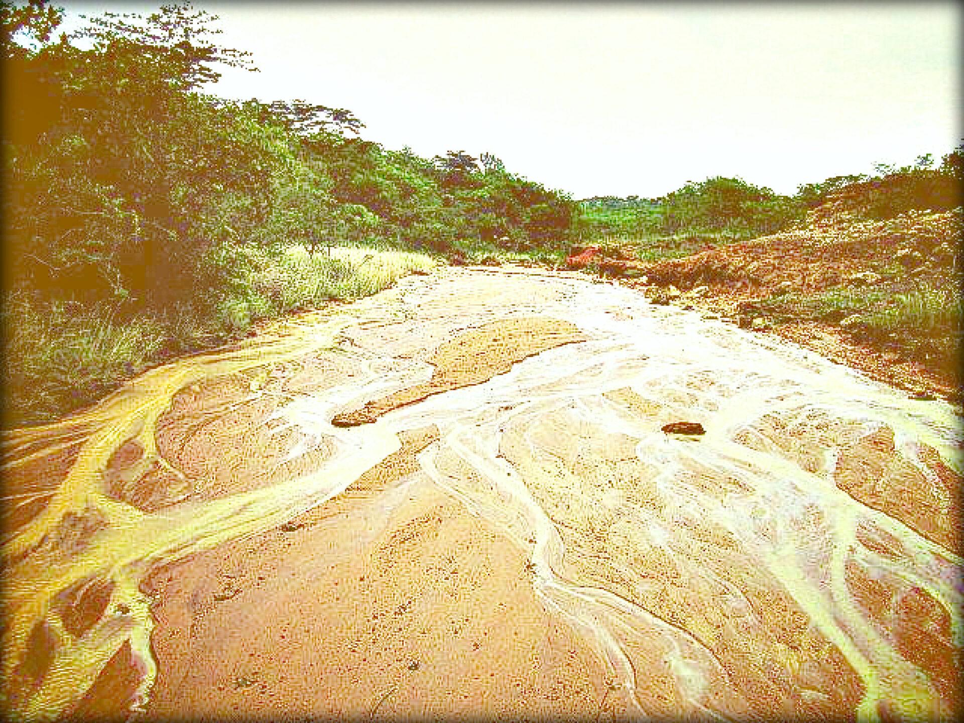 Эрозийный каньон вТанзании