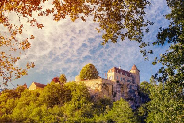 Замки игородки маленькой Франции