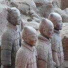 Китай. Терракотовая армия