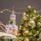 Вспоминая Новогоднюю Москву.