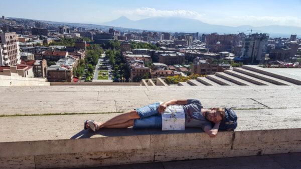 Автотрип Грузия-Армения: Ереван