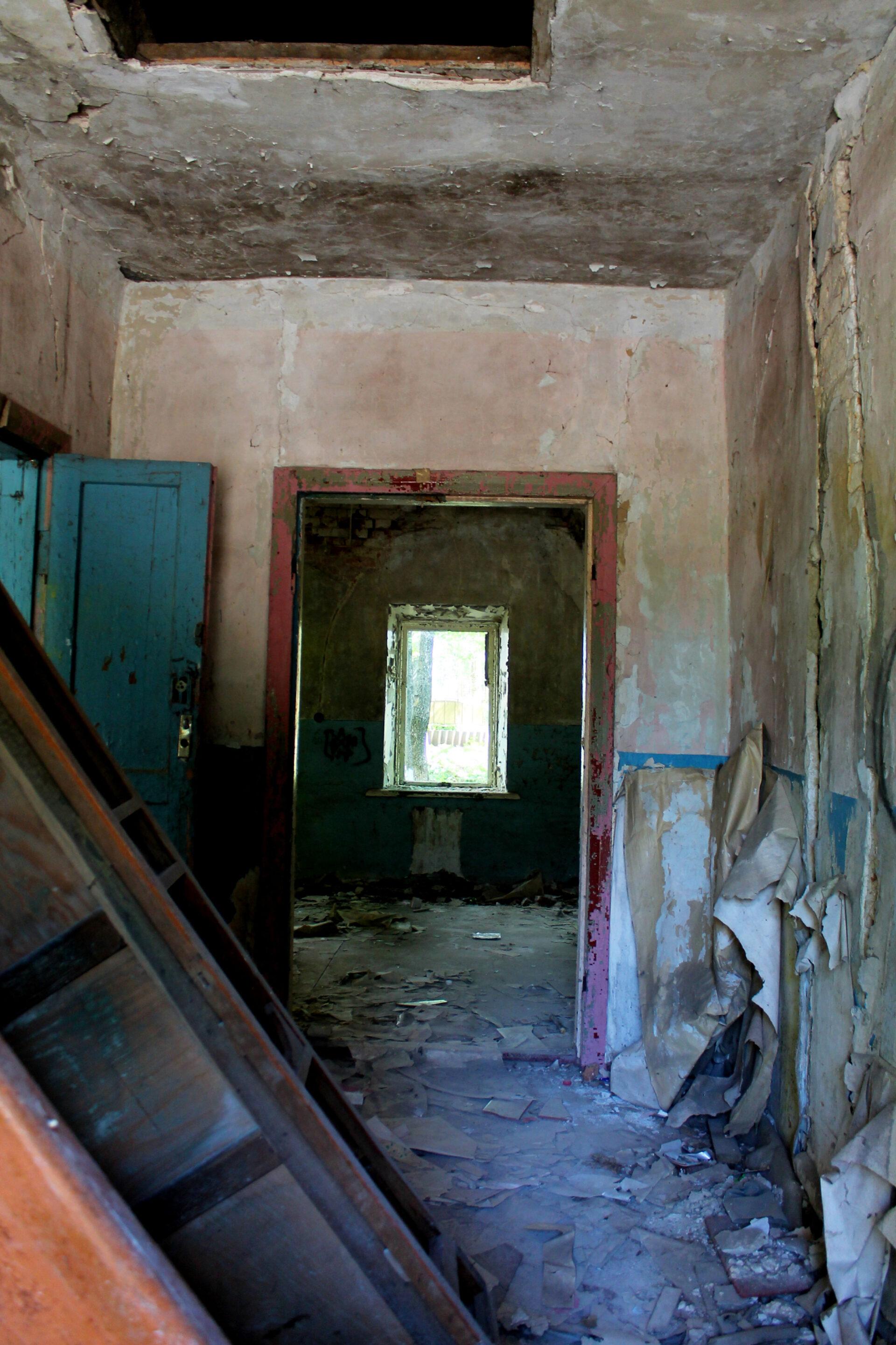 Дворец Шидловских вСтаром Мерчике. (Харьковская область, Мерчик)