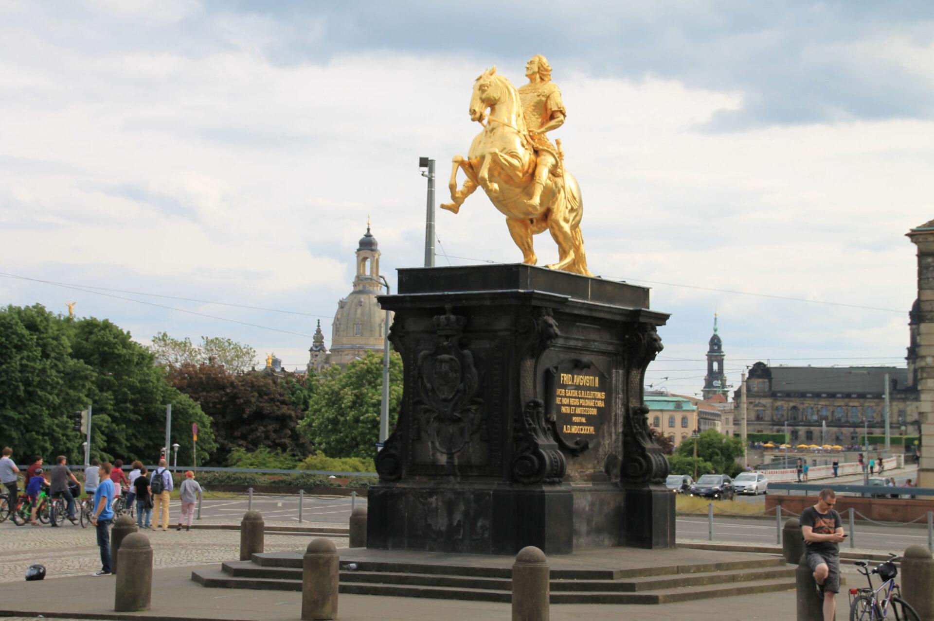 «Мой» Дрезден