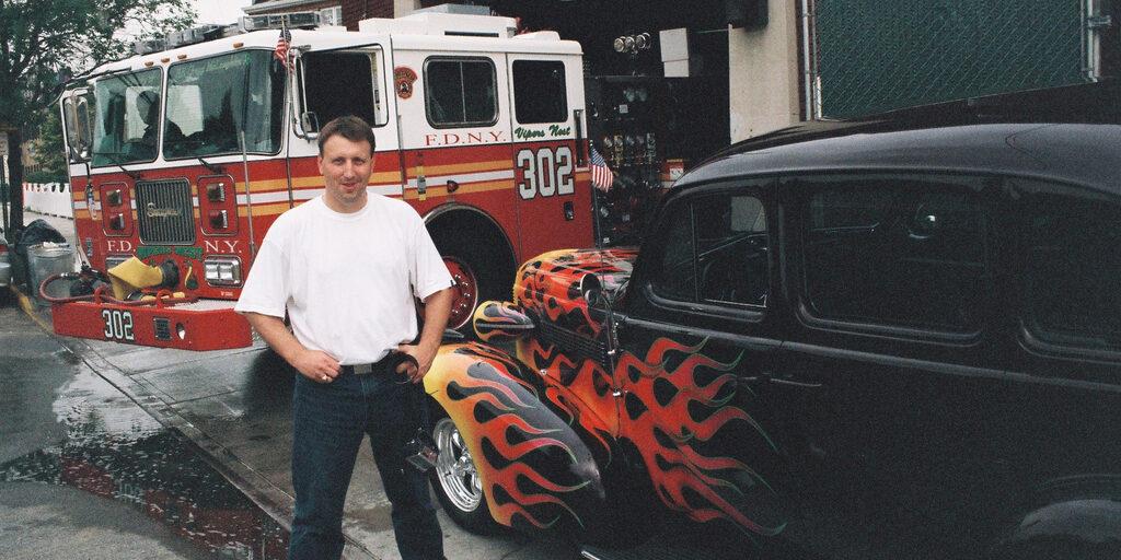 Первое знакомство с Нью-Йорком в 2004-ом…