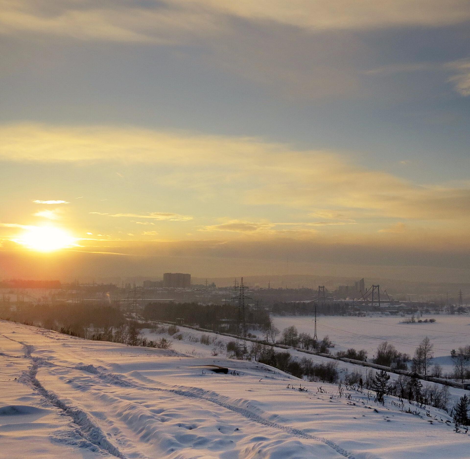 Иркутск/Байкал