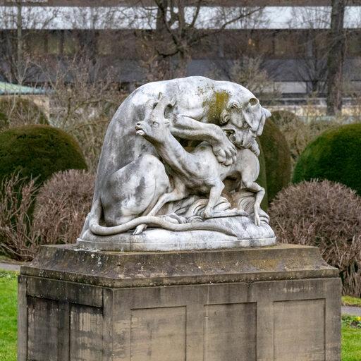 Германия, г. Штутгарт, зоопарк Wilgelma_разные звери2