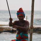 Ланкийские рыбаки.