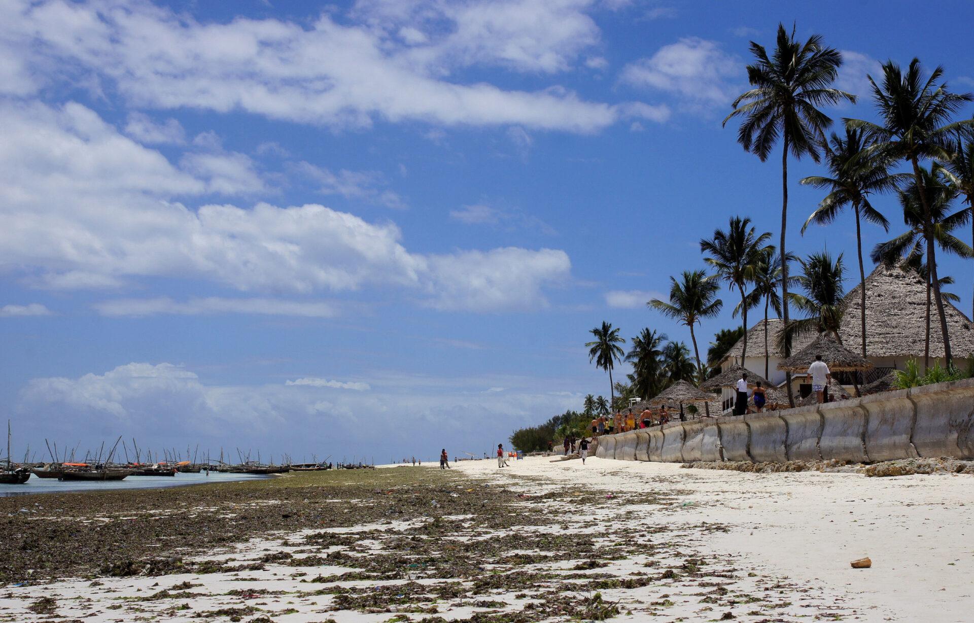 Занзибар— чудо-остров, жить нанем легко ипросто