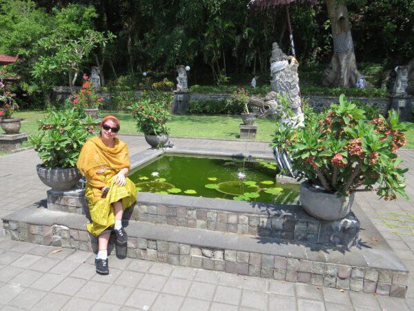 Pura Goa Lawah— храм летучих мышей наБали.