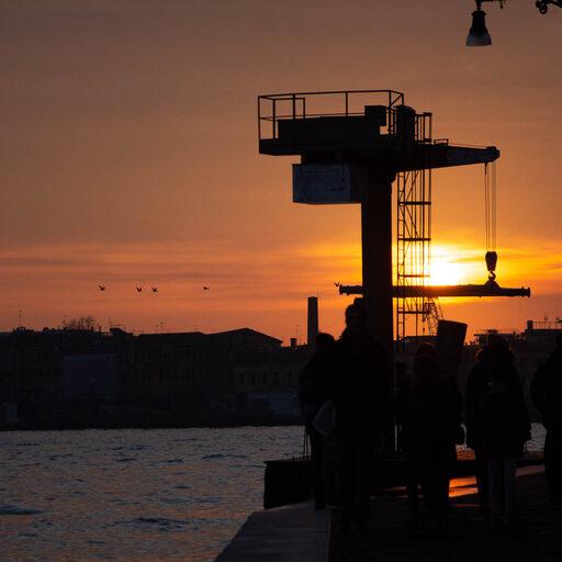 Венеция: Город на болоте